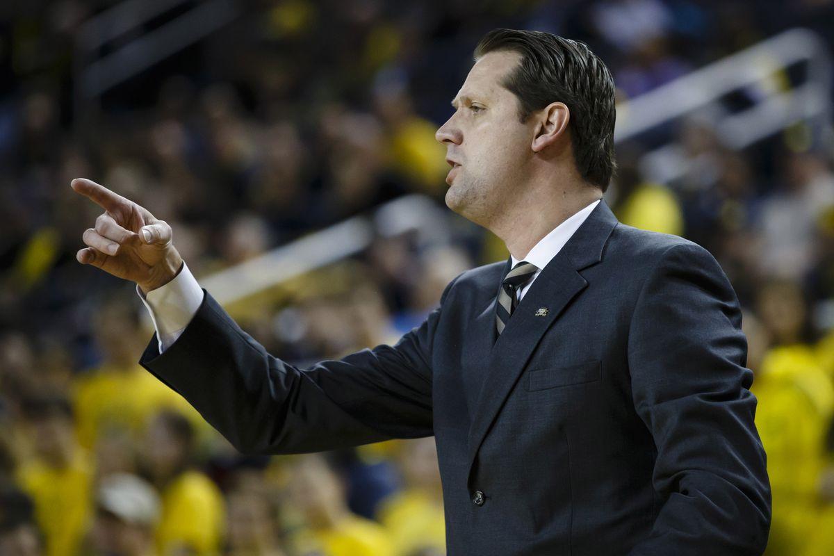 NCAA Basketball: Northern Kentucky at Michigan