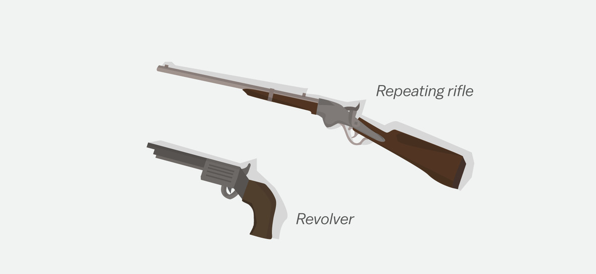 how america built itself on guns then couldn t let go vox