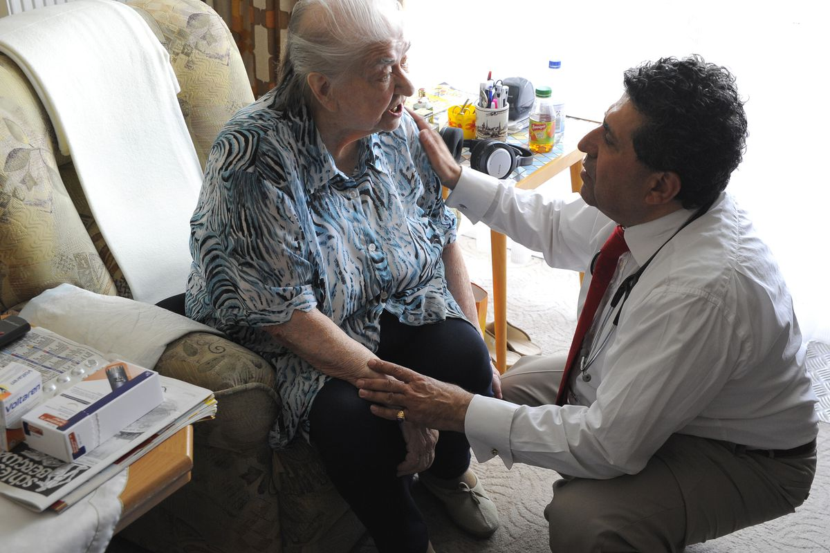 A Country Doctor Serves Rural Communities