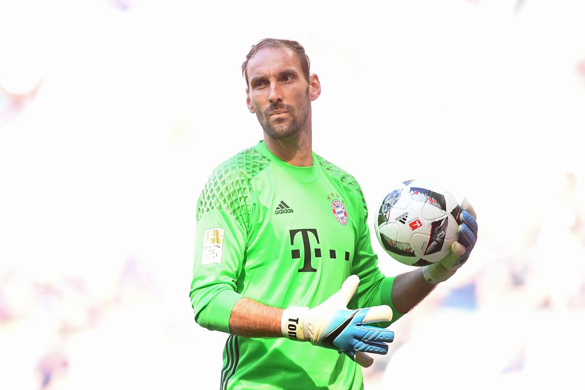 Will tom starke stay at bayern munich for another season for Action darmstadt