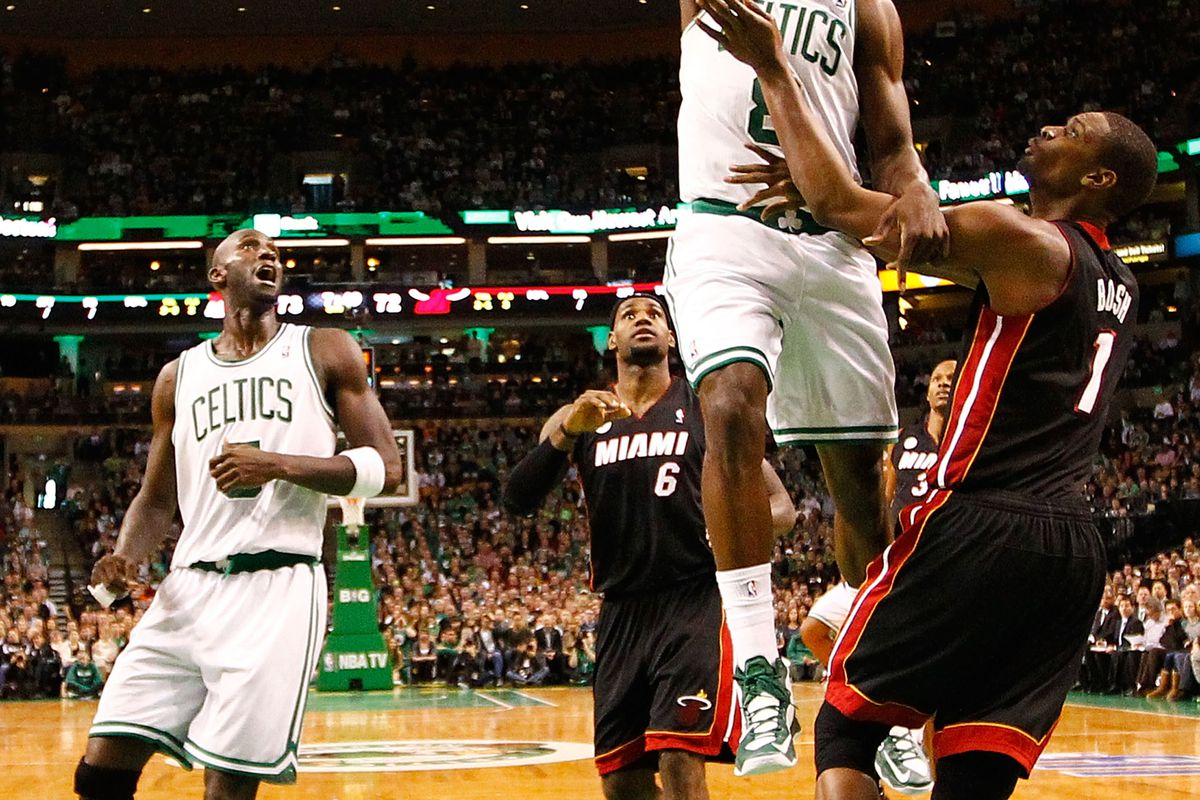 KG's face is priceless