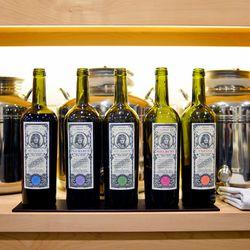 Bond wines.