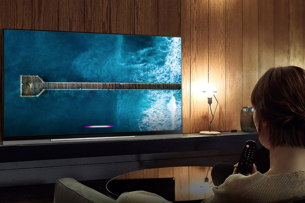 LG's 2019 OLED TV lineup with AirPlay 2 will hit stores starting in