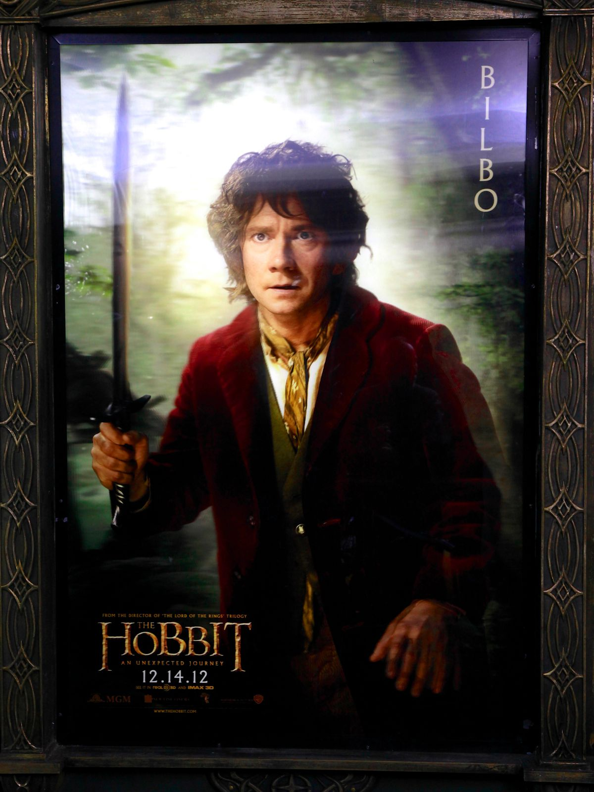 """""""The Hobbit: An Unexpected Journey"""" New York Premiere - Inside Arrivals"""