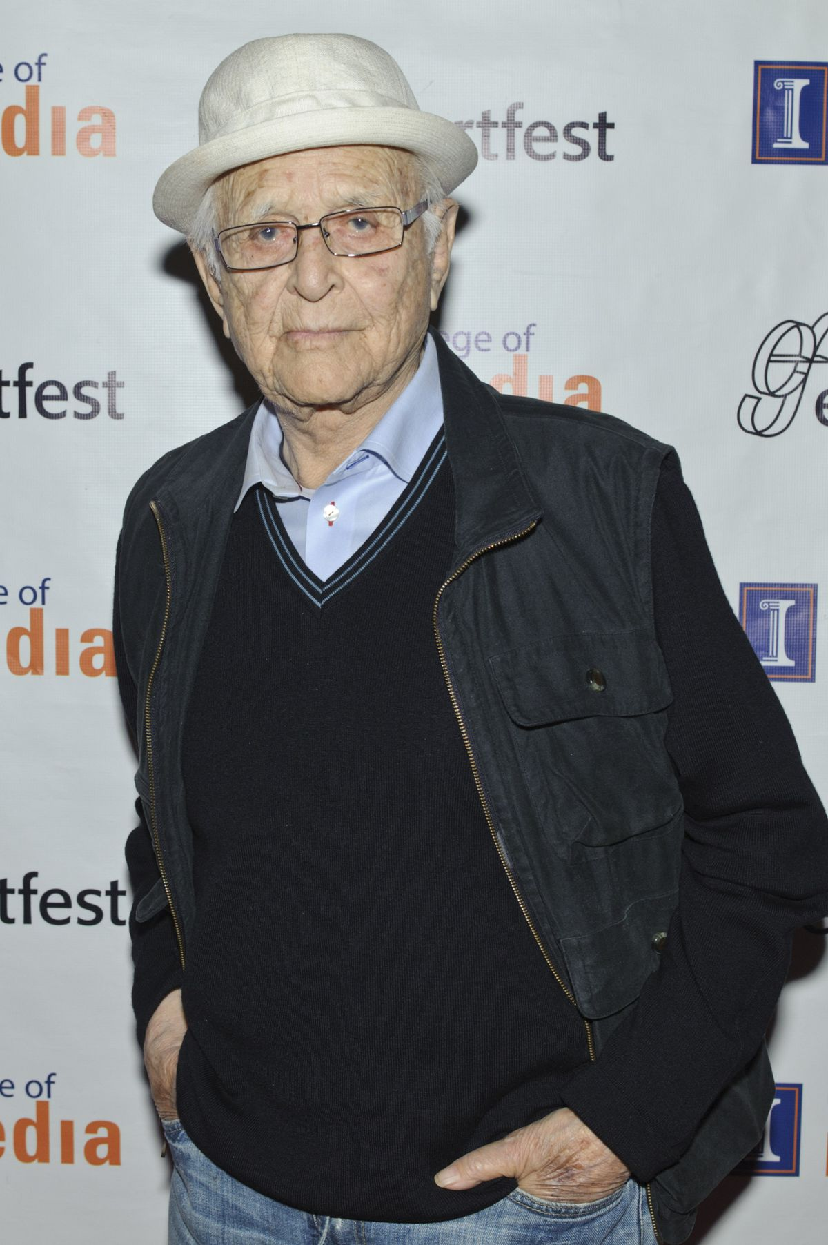Norman Lear appears Saturday at Ebertfest in Champaign. | Timothy Hiatt/Getty Images