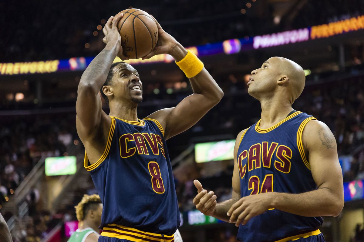 Channing Frye and Richard Jefferson (GettyImages)