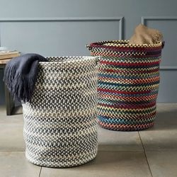 "Capel Baskets, <a href=""http://www.westelm.com/products/capel-baskets-d1404/"">$179</a>"