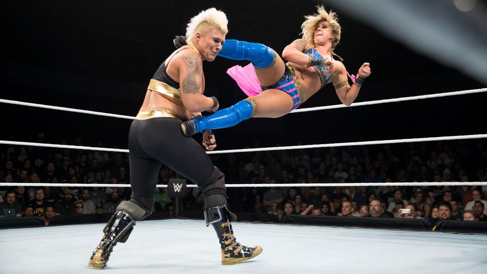 Weltmeisterin Wrestling