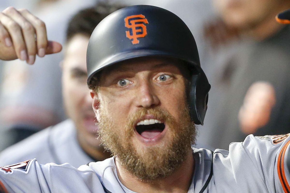 e13b728b7 How is Hunter Pence doing in the Dominican Winter League? - McCovey ...