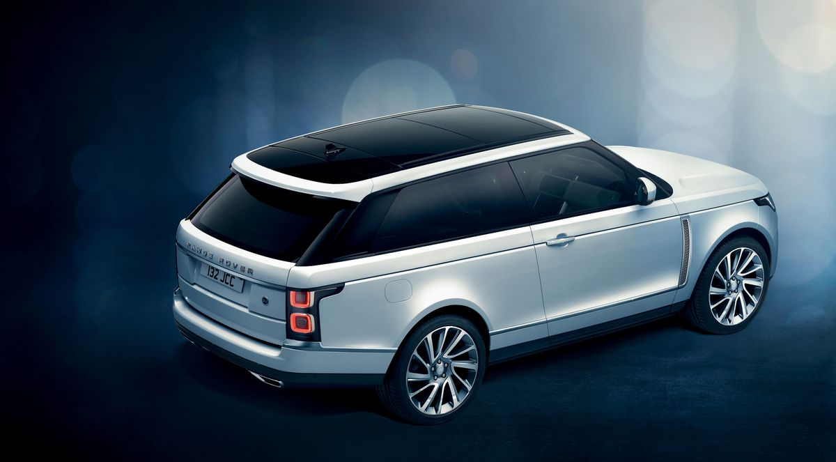 It May Be As Imposing Some Houses So The Range Rover Sv Coupe Will Priced Like One Starting From 295 000 In Us Land Says
