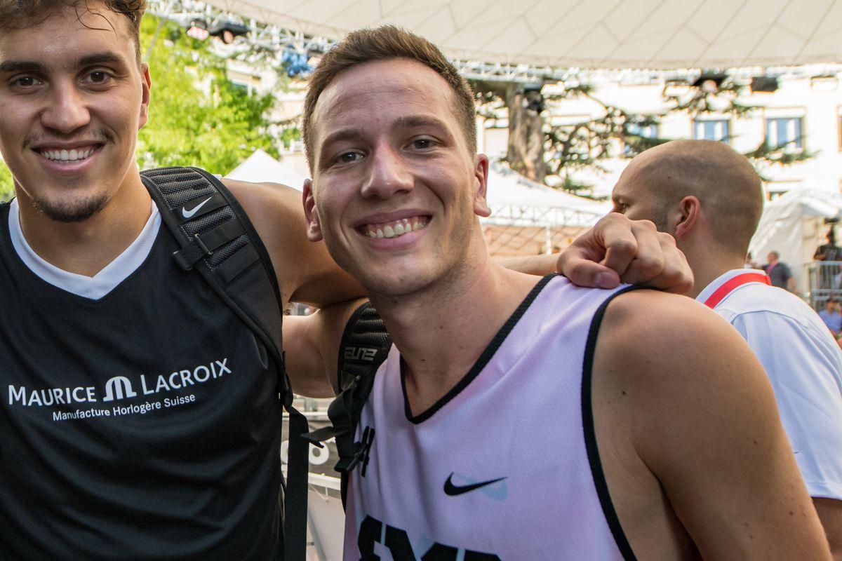 FIBA 3x3 World Tour Lausanne