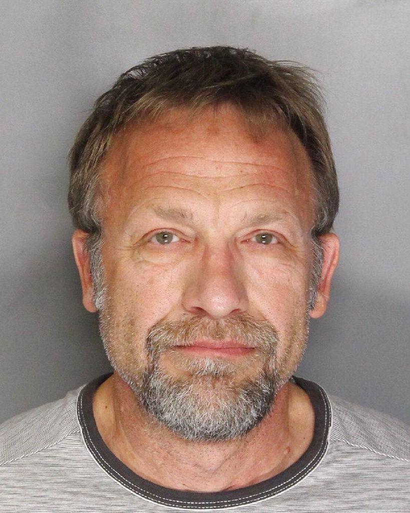 Carl Ferrer, CEO of Backpage.com.   Sacramento County Sheriff's Office via AP