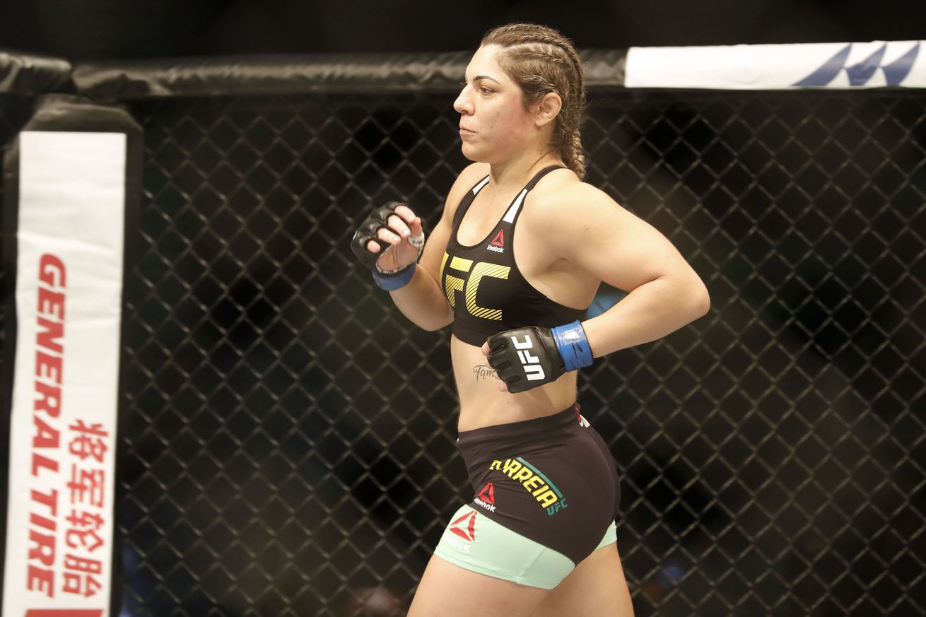 Bethe Correia doesn't think taunting led to loss against Holly Holm