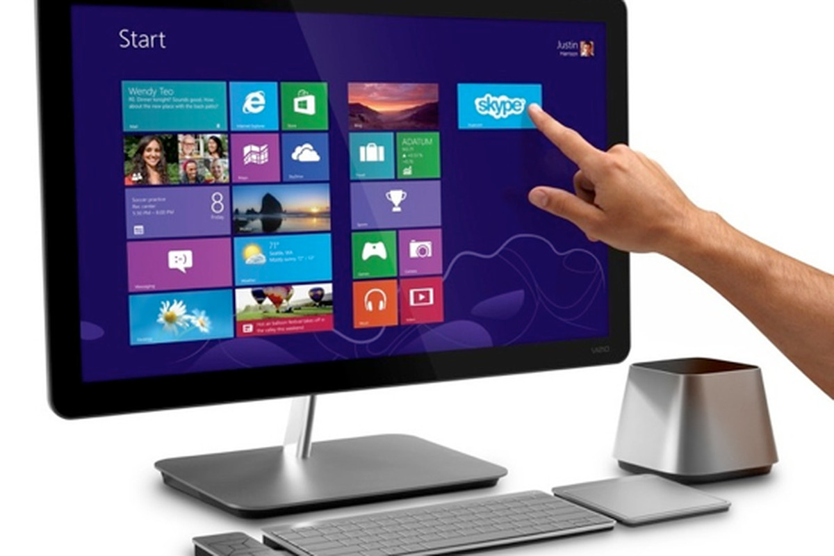 Vizio 27-inch All-in-One touch 560