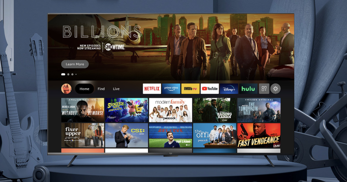 Amazon's new TVs will soon support Apple AirPlay 2 and HomeKit