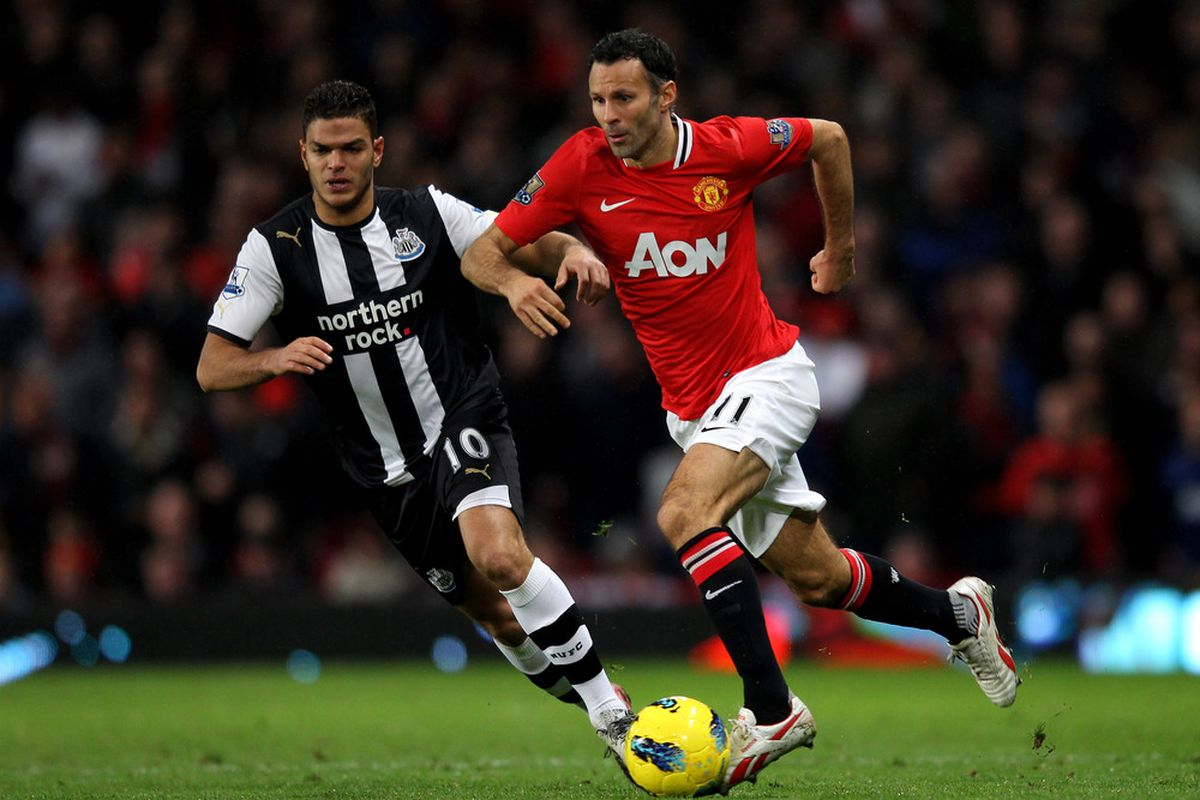 Will Ryan Giggs be fit enough to feature?