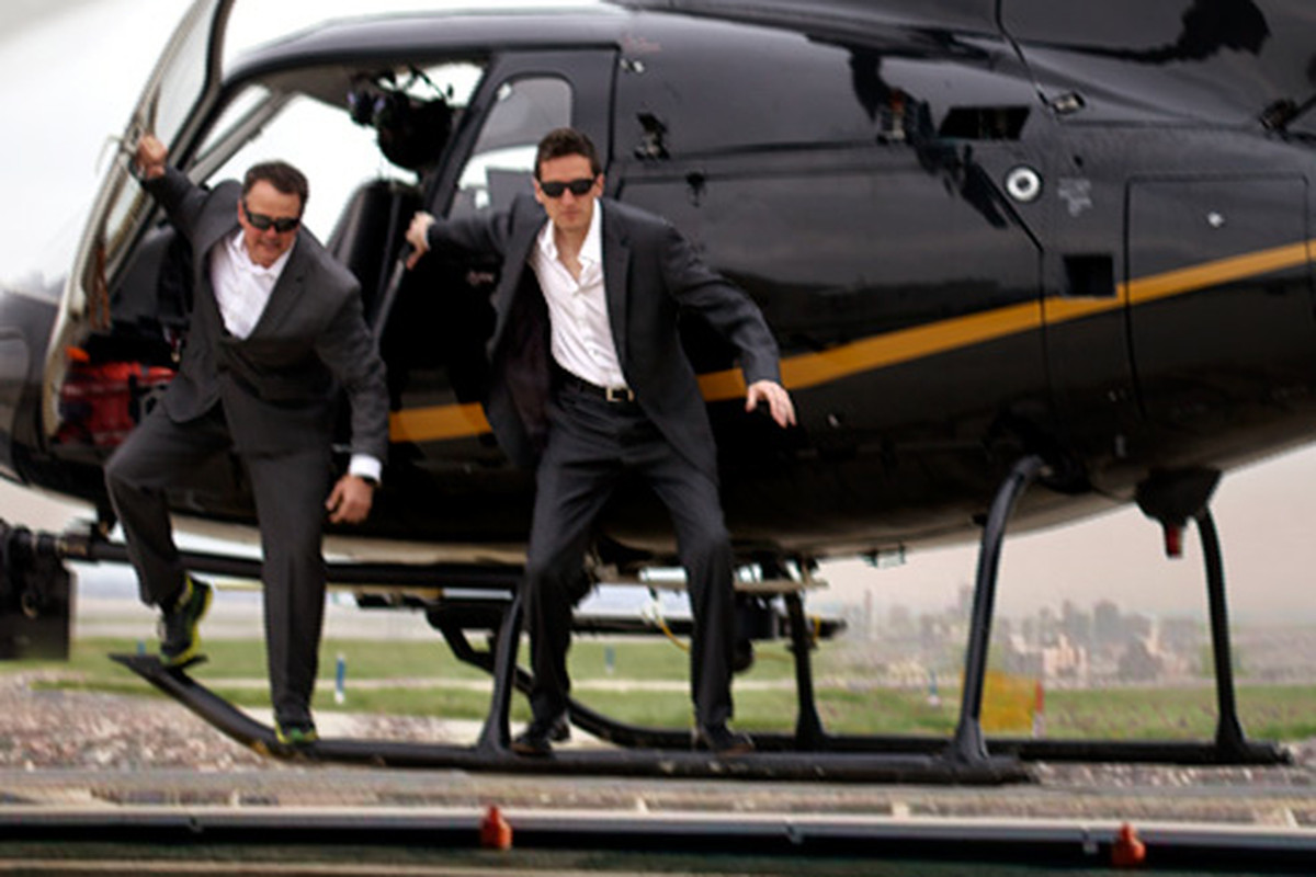 Uber Offers 3000 Helicopter Flights To The Hamptons For The Wellheeled Thi