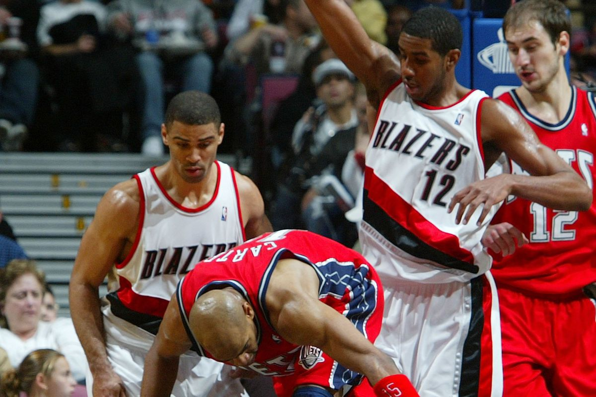 Udoka and Aldridge on the court together in 2006
