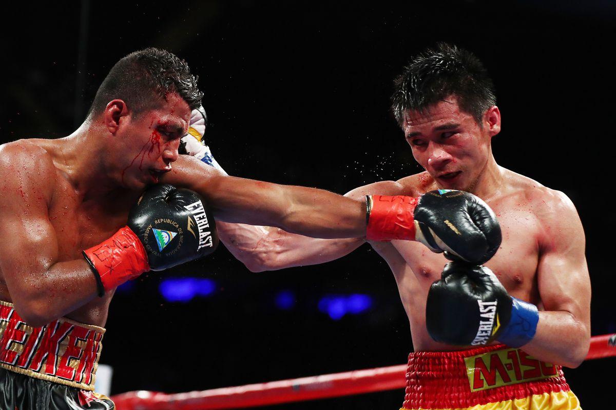 Roman  Gonzalez vs Srisaket Sor Rungvisai