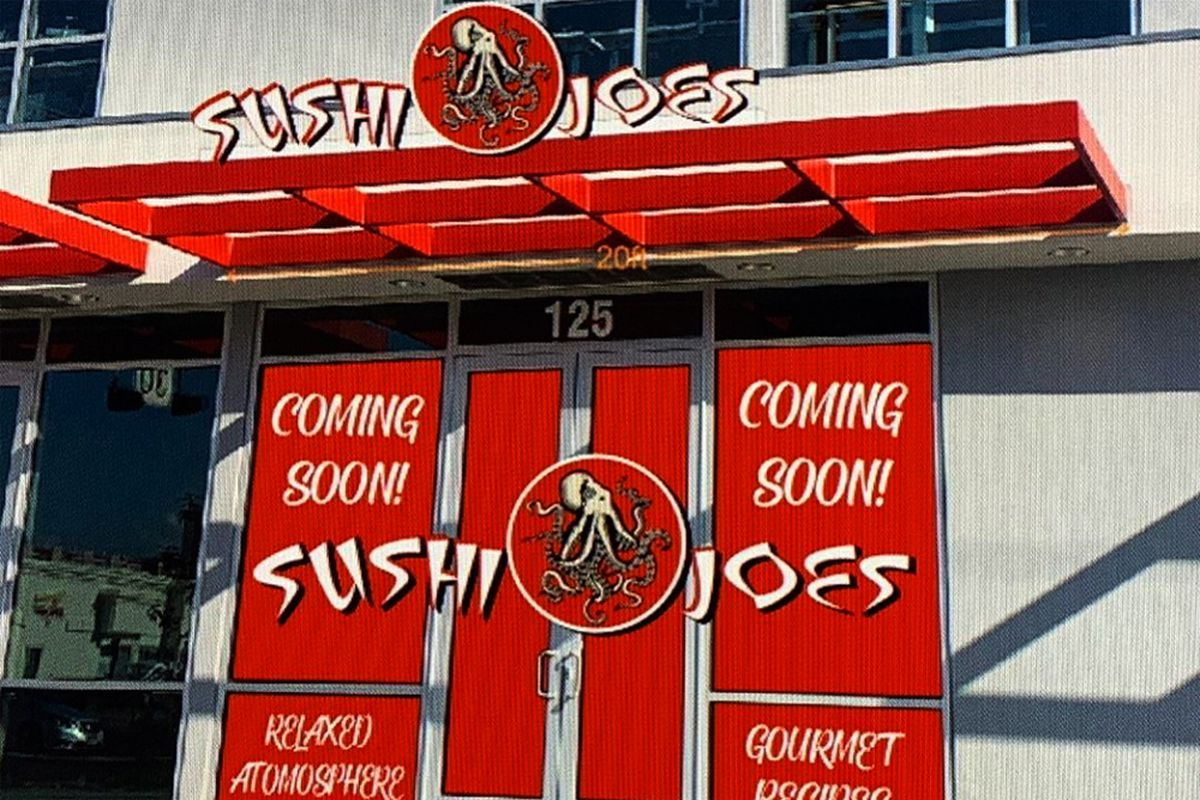 Sushi Joe's expands from the Rio to the University District ...