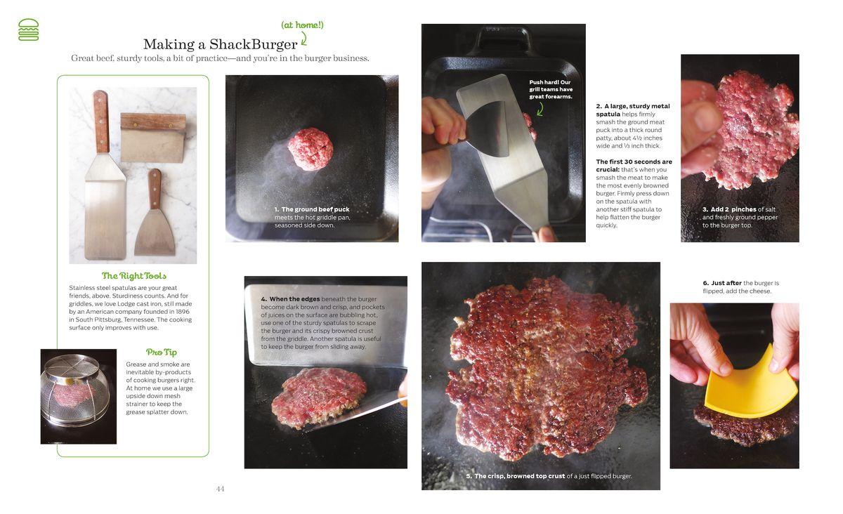 Inside Shake Shack's First Cookbook - Eater