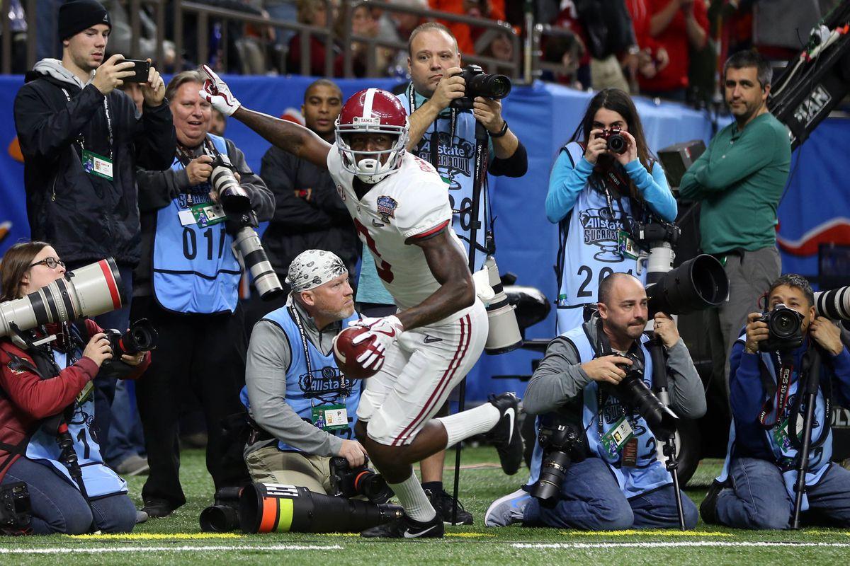 NCAA Football: Sugar Bowl-Alabama vs Clemson
