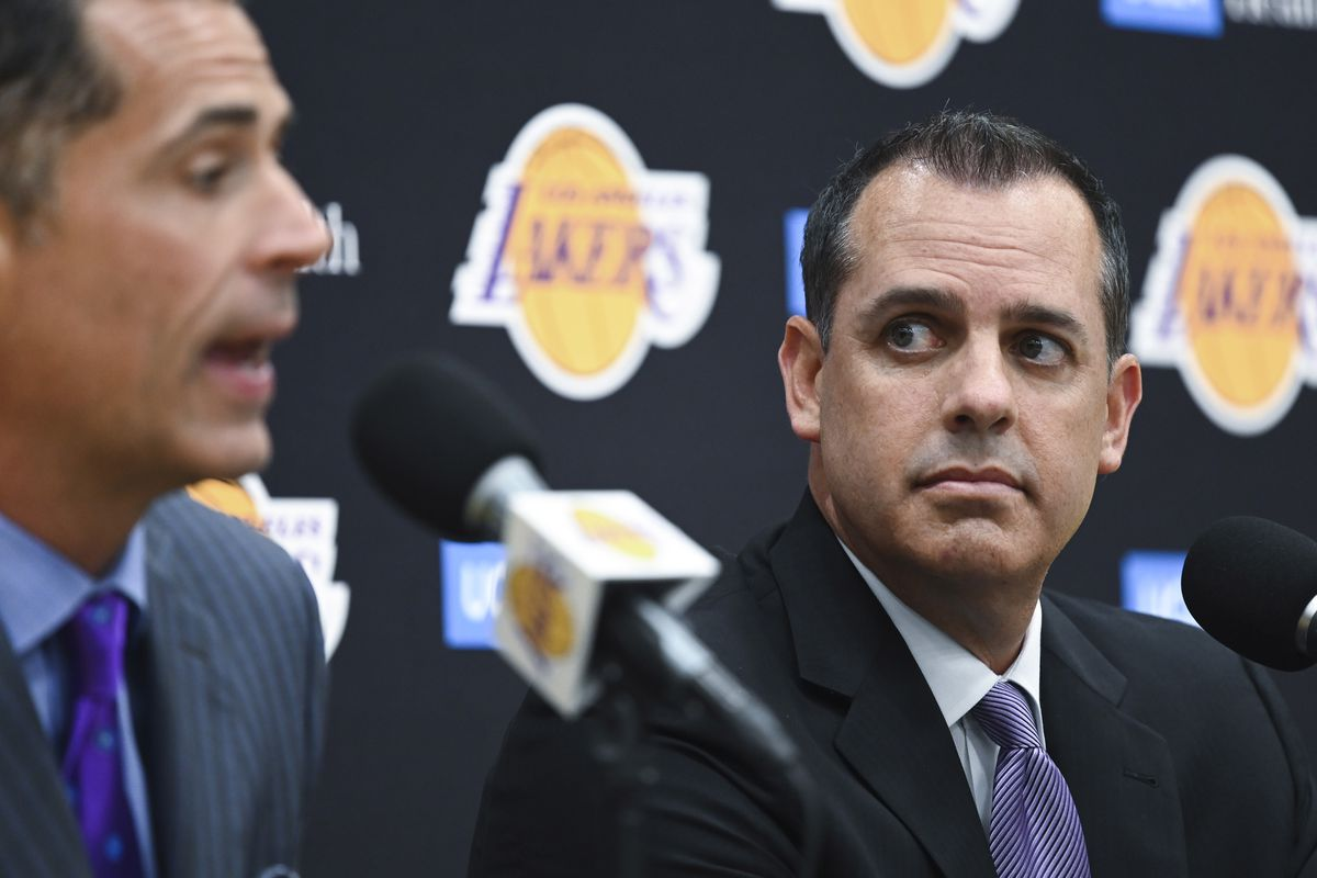 Lakers announce new assistant coaching staff, including a few new names