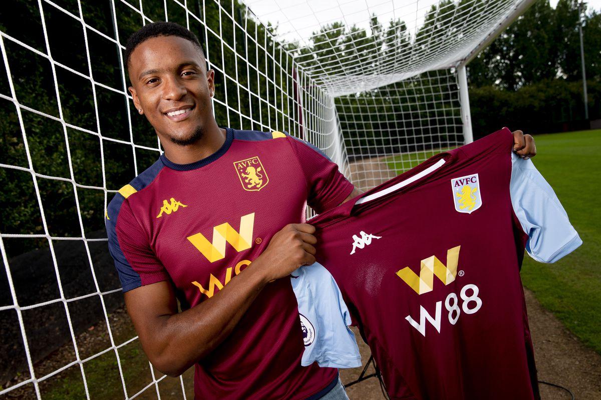 Aston Villa Unveil New Signing Ezri Konsa