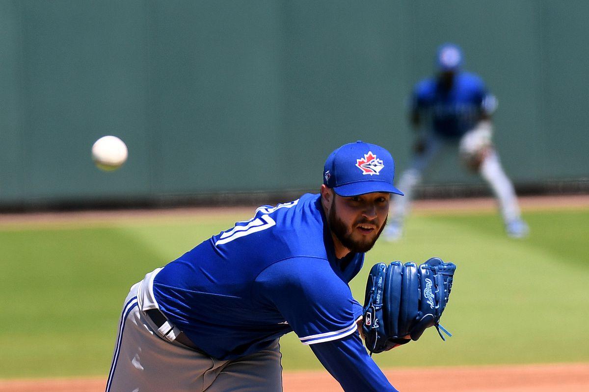 MLB: Toronto Blue Jays at Pittsburgh Pirates