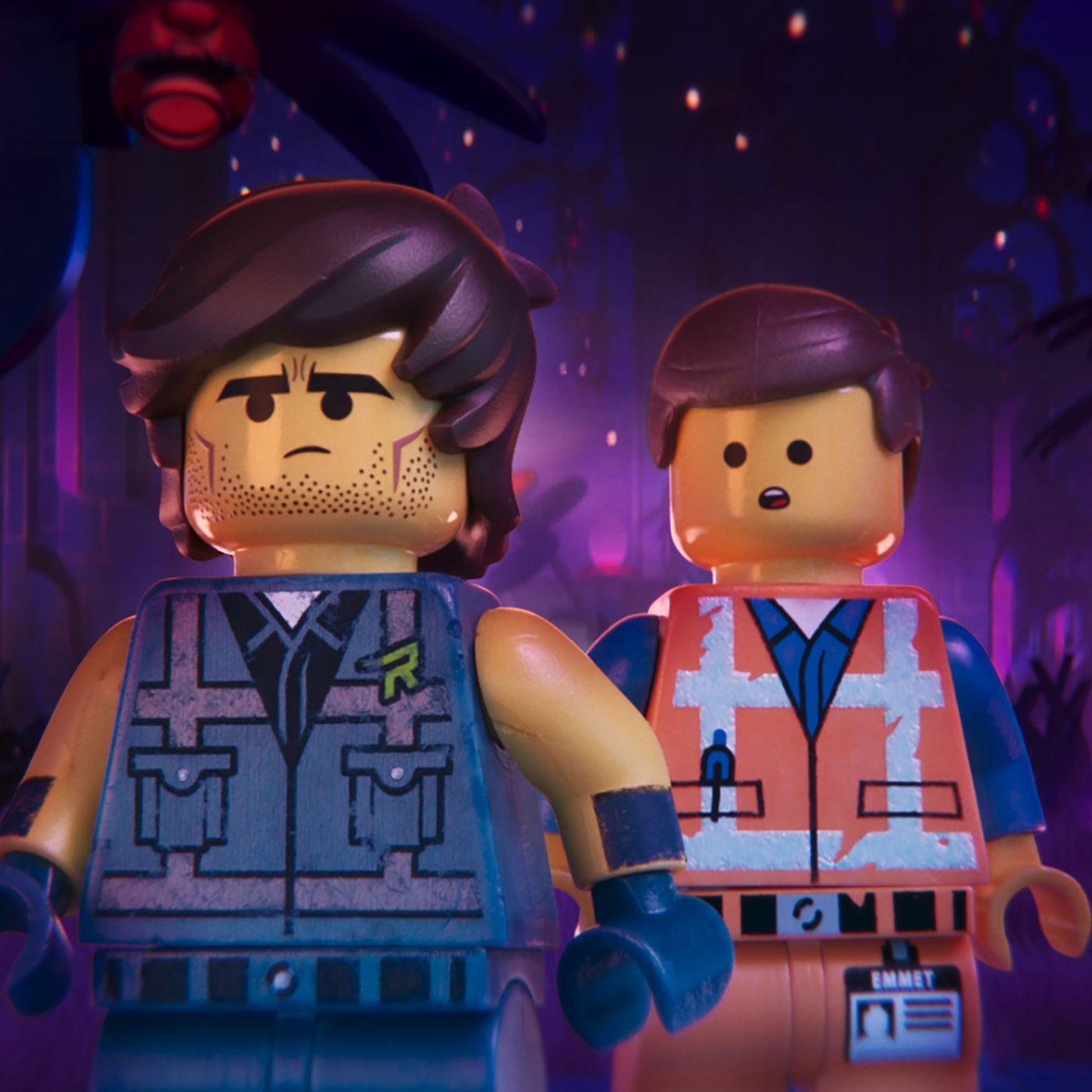 The Lego Movie 2 Builds A Whole New Layer On The First Film S Foundation The Verge