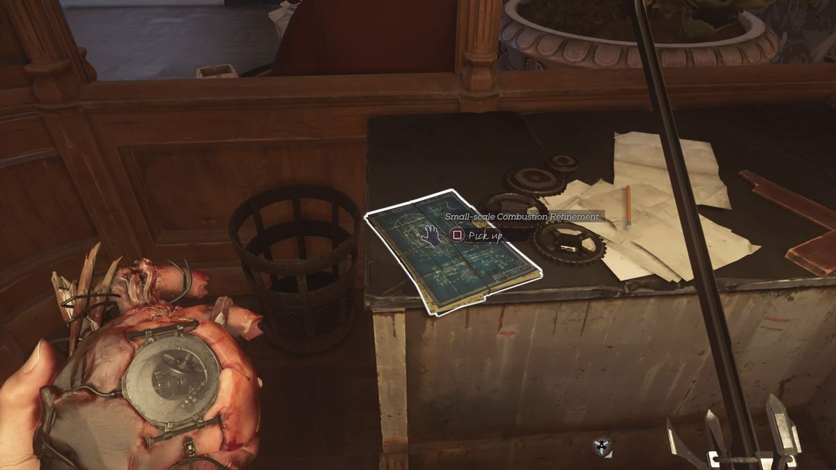 Dishonored 2 collectibles level 8 the grand palace polygon immediately before the light wall go into the building on the left head up to the third floor and use the apartment key from the safe shop malvernweather Images