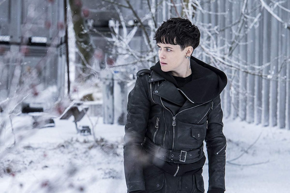 Girl In The Spider S Web Review Claire Foy S Lisbeth Salander