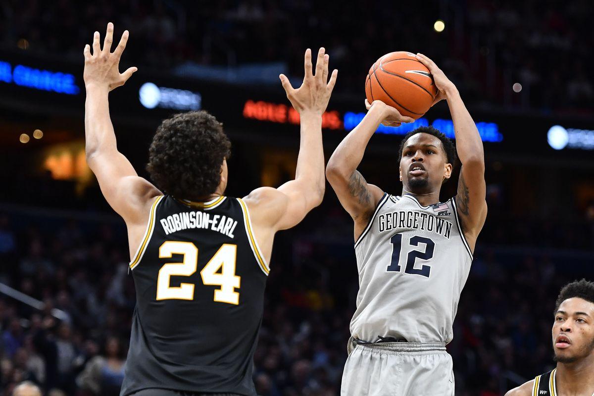 NCAA Basketball: Villanova at Georgetown