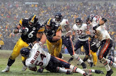 Chicago Bears v Pittsburgh Steelers