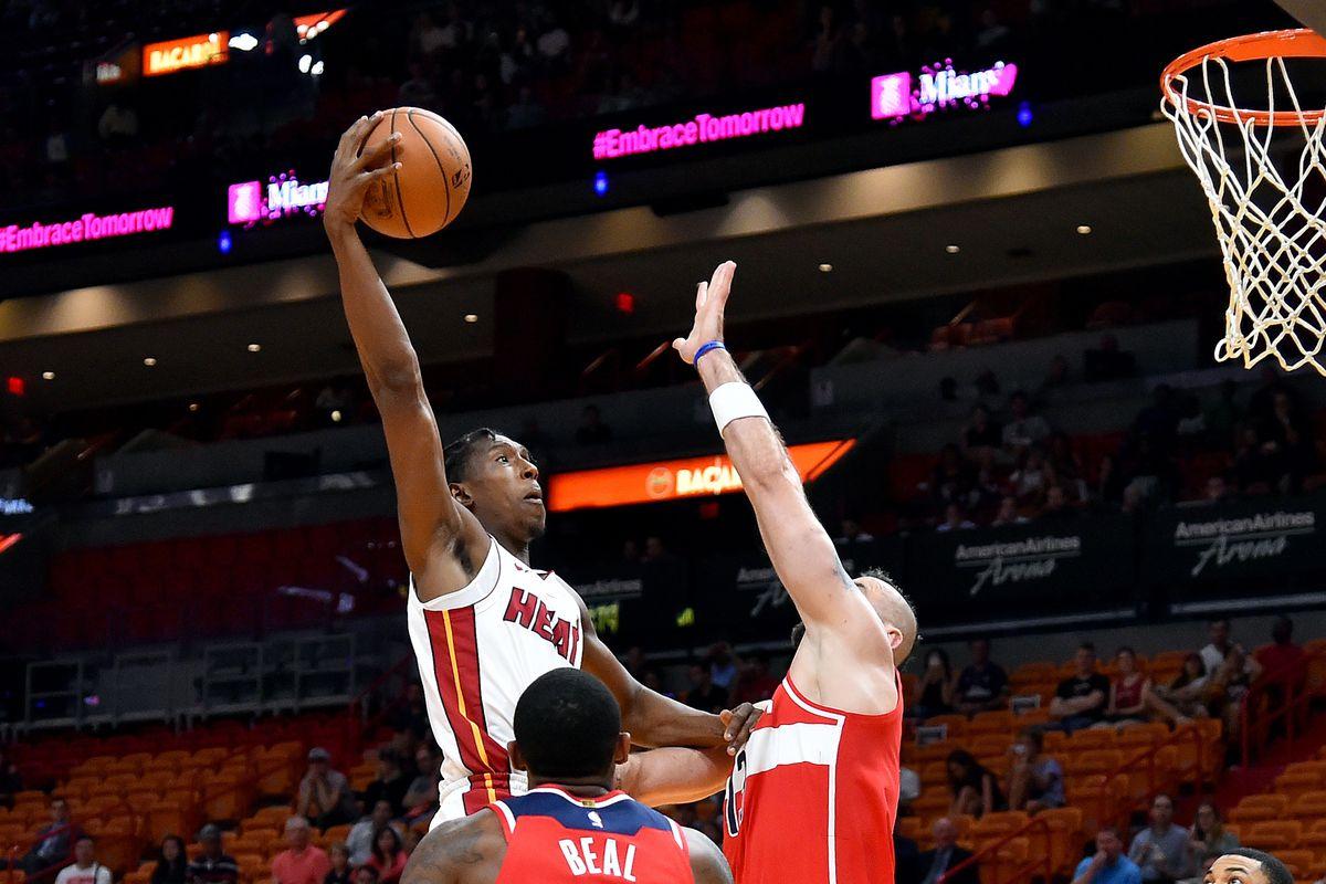 NBA: Preseason-Washington Wizards at Miami Heat