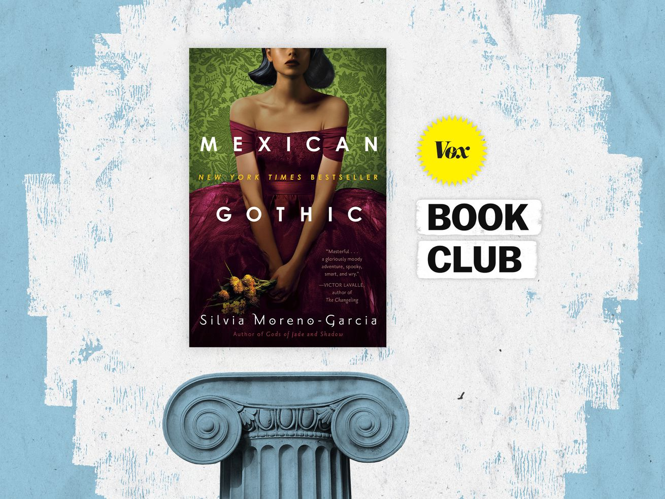 The Vox Book Club reads Mexican Gothic by Silvia Moreno-Garcia.