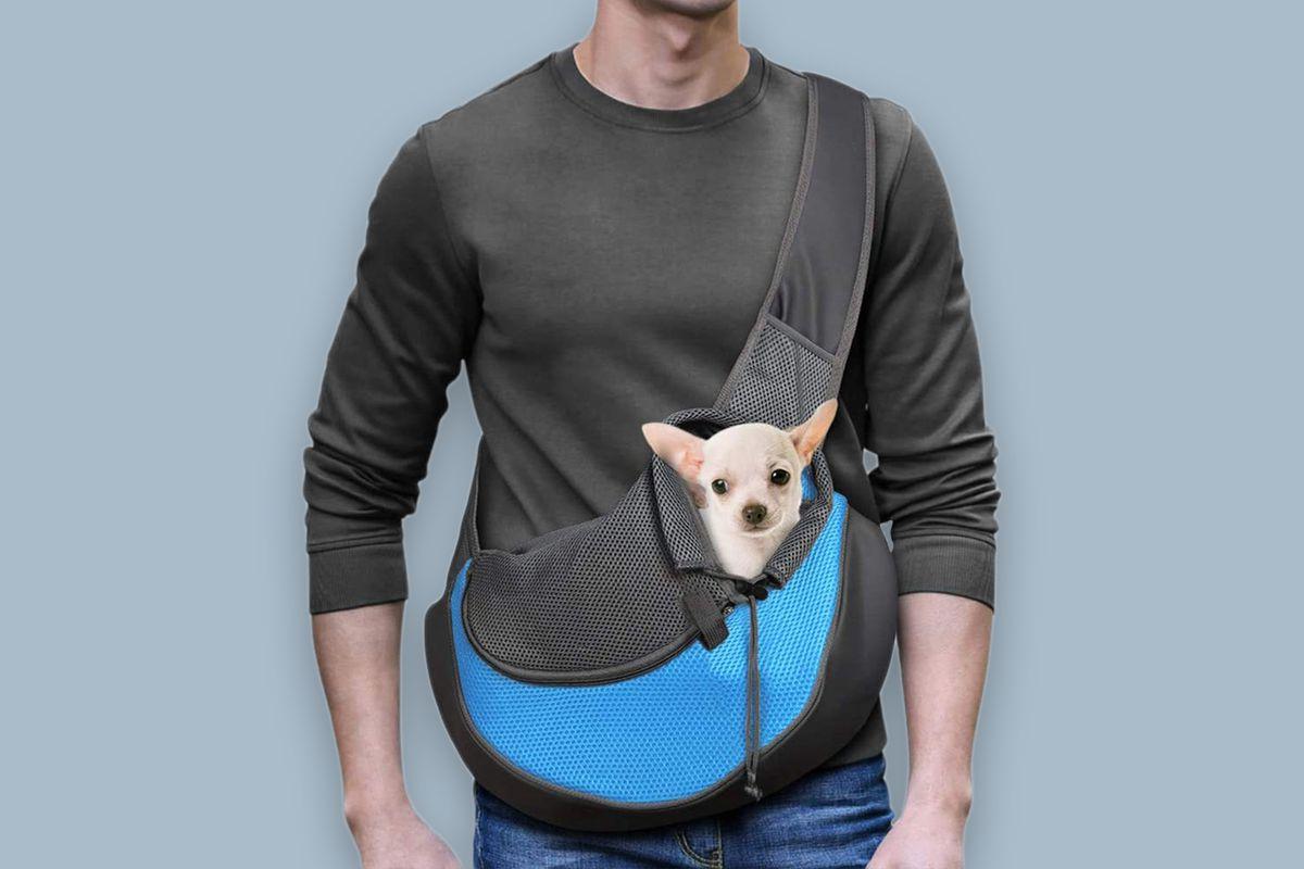 YUDODO Pet Sling Carrier