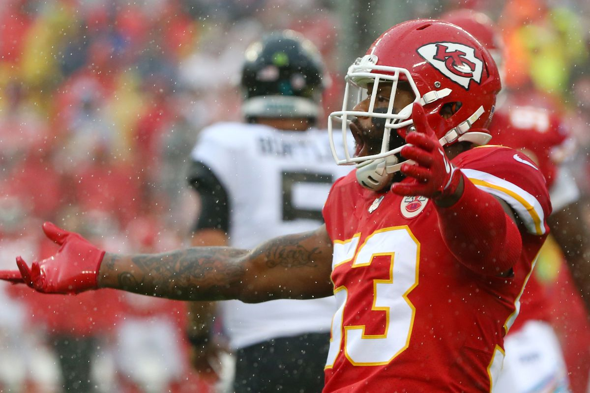 a76762d1 Chiefs' Houston inactive today against Browns; Hitchens will play ...
