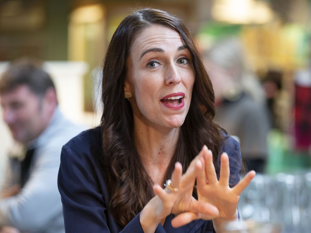 New Zealand Prime Minister Jacinda Ardernwants to prioritize national well-being.