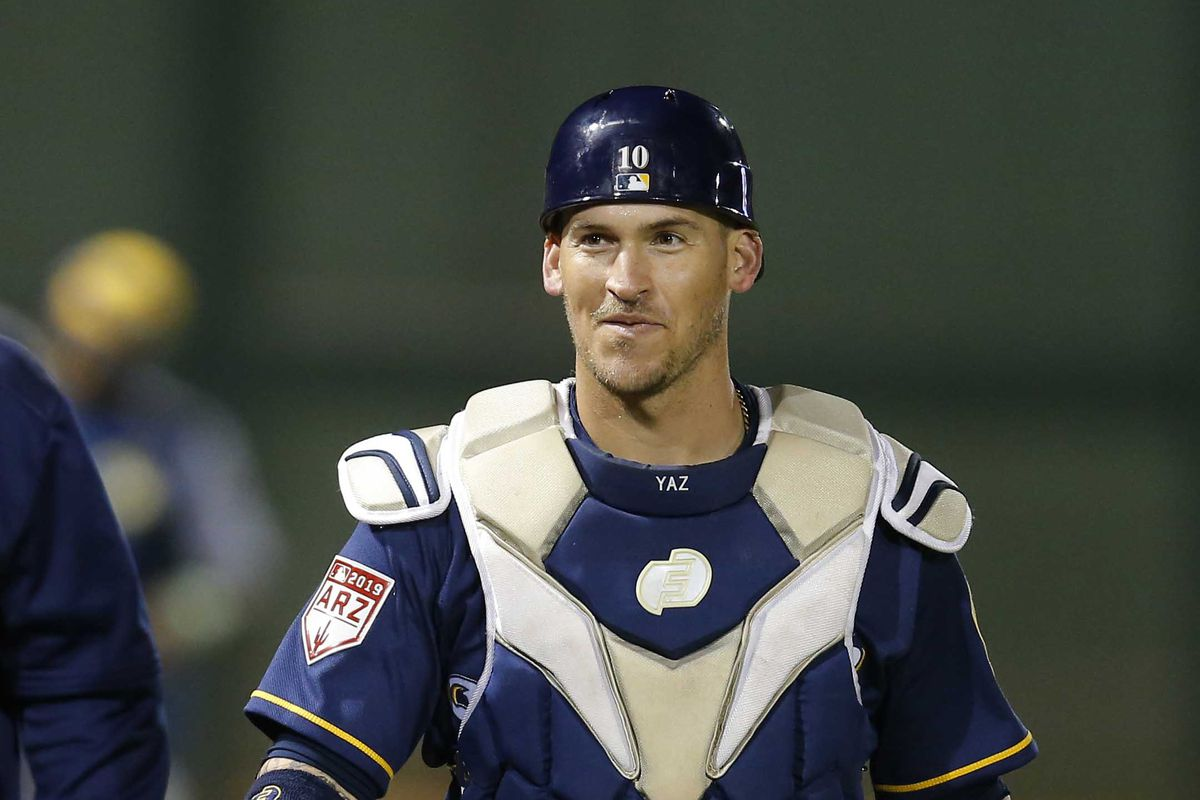 MLB: Spring Training-Milwaukee Brewers at San Francisco Giants