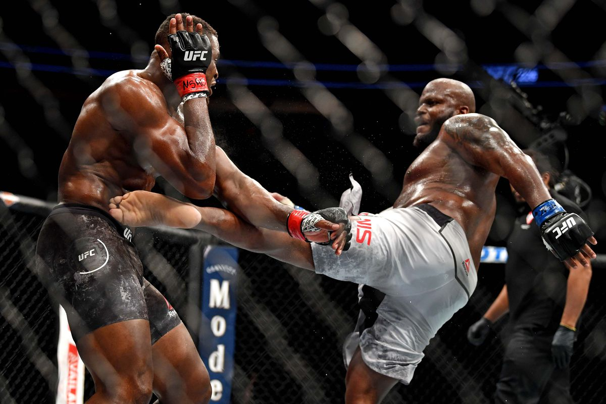 MMA: UFC 226-Ngannou vs Lewis