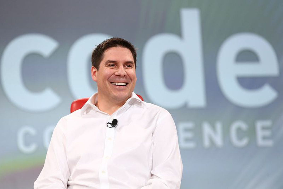 Sprint CEO Marcelo Claure, speaking at the 2015 Code Conference.