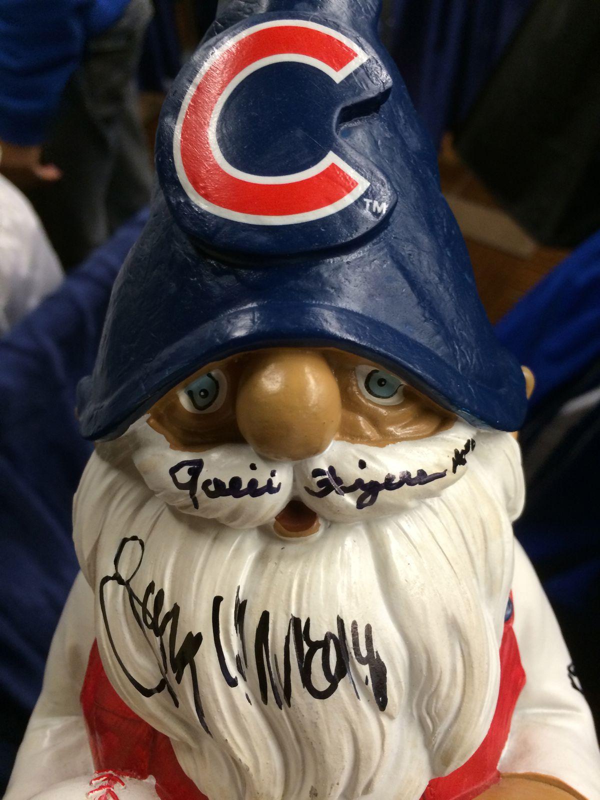 Autograph Gnome