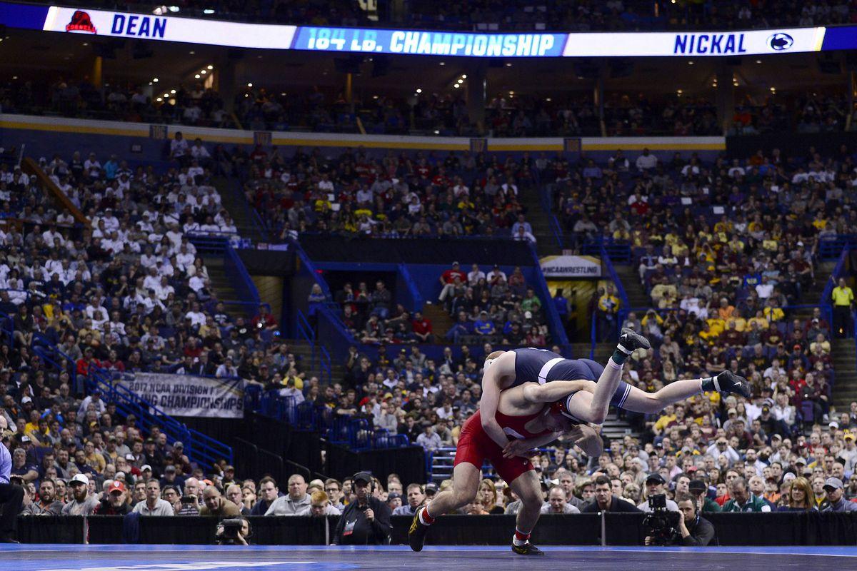 NCAA Wrestling: Division I Wrestling Championship