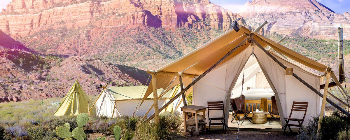 Glamping: The 11 best resorts in the U S  - Curbed