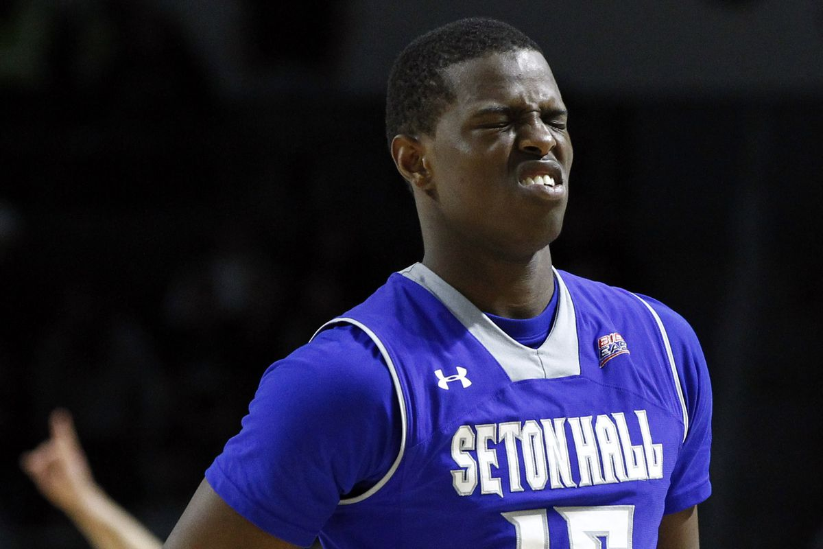 Whitehead led Seton Hall with 20 points but also had 6 turnovers.