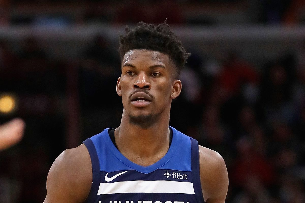 buy popular 48460 b74d0 Should the Sixers inquire about Jimmy Butler? - Liberty Ballers
