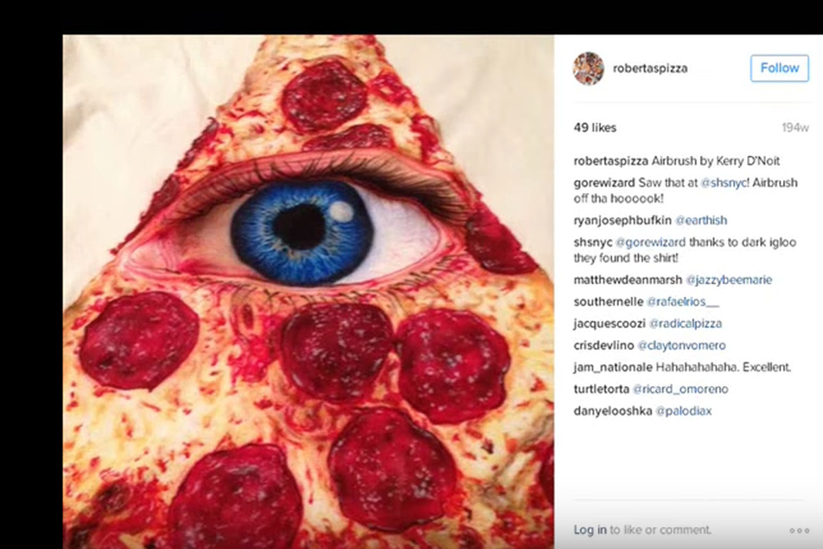 As it spreads online and off, Pizzagate gets weirder and