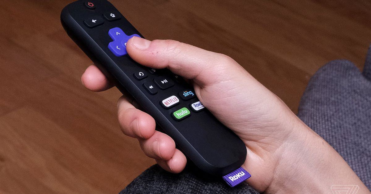 The Apple TV app is coming to Roku devices today