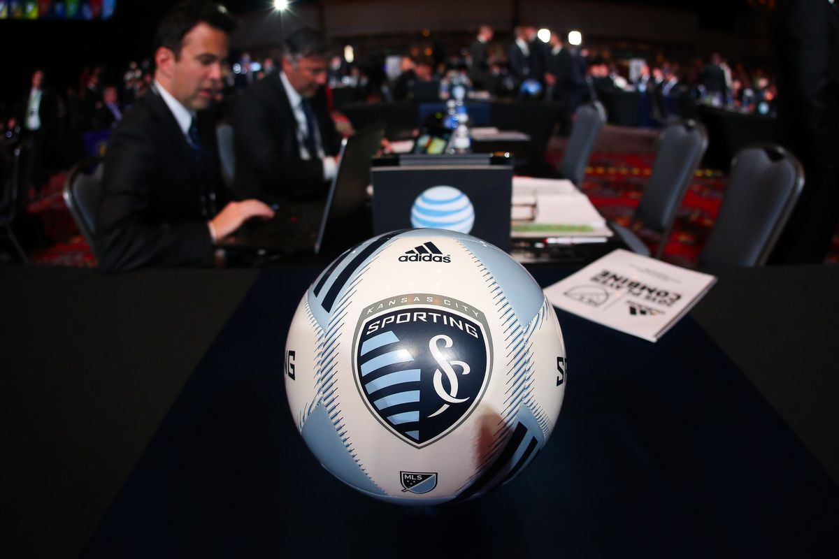 Sporting KC selected Ryan James of Bowling Green with the 52nd overall pick in the MLS SuperDraft.